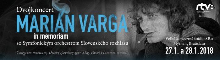 Marián Varga in Memoriam koncert